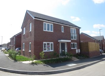 Thumbnail 3 bed detached house for sale in Boothen Old Road, Stoke, Stoke-On-Trent