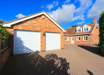 4 bed detached bungalow for sale in Spinney Drive, Botcheston, Leicester LE9