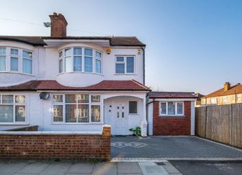 Thumbnail 5 bedroom end terrace house for sale in Edgehill Road, Mitcham
