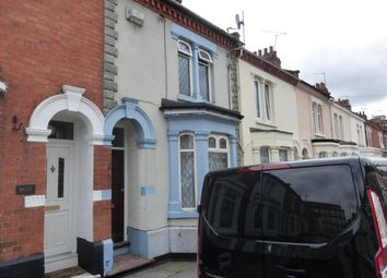 Thumbnail 3 bedroom terraced house to rent in Turner Street, Abington, Northampton