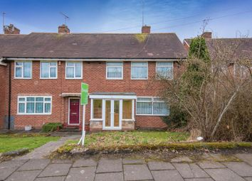 Thumbnail 3 bed terraced house to rent in Quinton Road, Harborne, - Three Bed Terrace