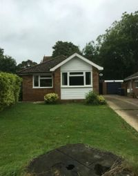 Thumbnail 3 bed bungalow to rent in Brookway, Burgess Hill