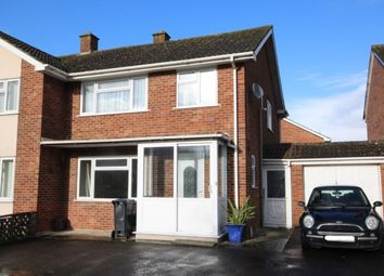 Thumbnail 3 bed semi-detached house for sale in Fore Street, Westonzoyland, Bridgwater