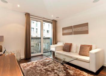 Thumbnail 1 bedroom flat to rent in Bramah House, 9 Gatliff Road, Grosvenor Waterside, London