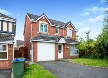 Thumbnail 4 bedroom detached house for sale in Wyton Avenue, Oldbury, West Midlands