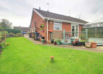 Thumbnail 3 bed semi-detached bungalow for sale in Oulton Road, Cheadle, Stoke-On-Trent