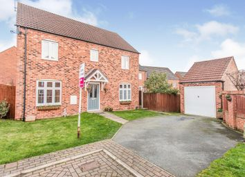 Thumbnail 4 bed detached house for sale in Earls Chase, Pontefract