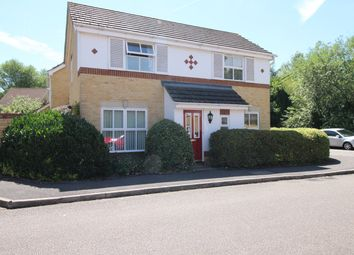Thumbnail 3 bed link-detached house for sale in Richmond Close, Farnborough