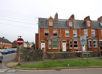 Thumbnail 2 bed maisonette to rent in Exe Vale Terrace, Tiverton