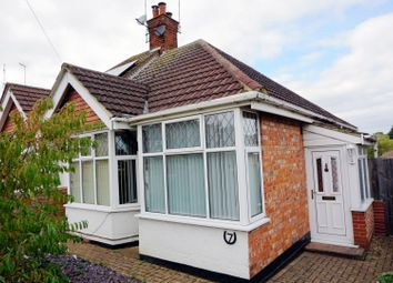Thumbnail 2 bed bungalow for sale in Masefield Way, Northampton