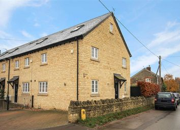 Thumbnail 4 bed end terrace house for sale in High Street, Hinton Waldrist, Oxfordshire
