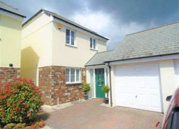 Thumbnail 3 bed detached house for sale in The Orchard, Barbican Hill, Looe