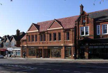 Retail premises to let in London Road, St.Albans AL1