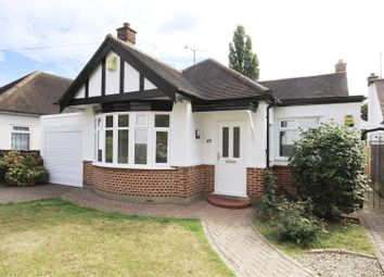Thumbnail 3 bed detached bungalow for sale in Derwent Avenue, Ickenham