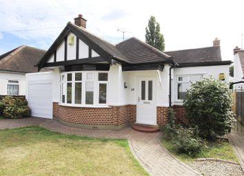 Thumbnail 3 bed detached bungalow for sale in Derwent Avenue, Ickenham