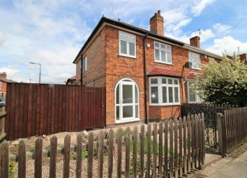 Thumbnail 3 bed semi-detached house for sale in Montague Street, Beeston, Nottingham