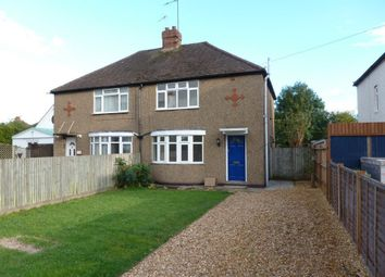 Thumbnail 3 bed semi-detached house to rent in Wolverton Road, Newport Pagnell