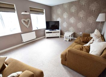 Thumbnail 3 bedroom town house to rent in Sycamore Drive, Wesham, Preston