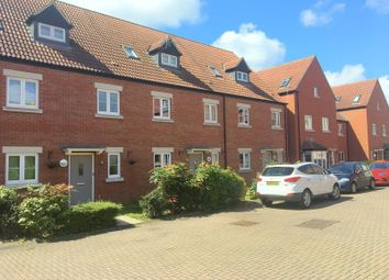Thumbnail 4 bed town house to rent in Marlstone Drive, Churchdown, Gloucester