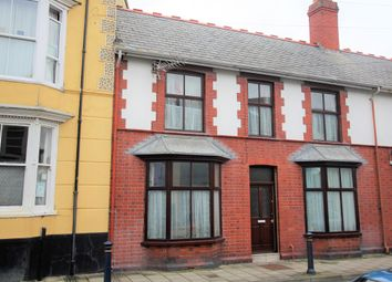 Thumbnail 4 bed terraced house to rent in South Road, Aberystwyth