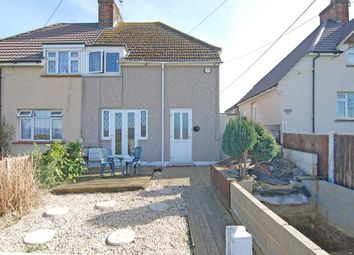 Thumbnail 4 bed semi-detached house for sale in Axtane, Hook Green Road, Southfleet, Gravesend