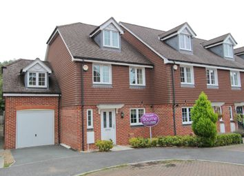 Thumbnail 5 bed end terrace house to rent in Letcombe Place, Horndean, Waterlooville