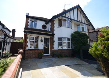 Thumbnail 4 bed semi-detached house for sale in Willersley Avenue, Sidcup