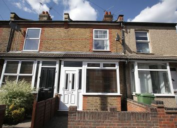 Thumbnail 2 bed terraced house for sale in Hatfield Road, Watford