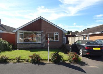 Thumbnail 2 bed detached bungalow for sale in Foxleigh Grove, Wem, Shropshire