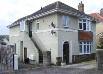 Thumbnail 2 bed flat to rent in St Nicholas Road, Uphill, Weston-Super-Mare
