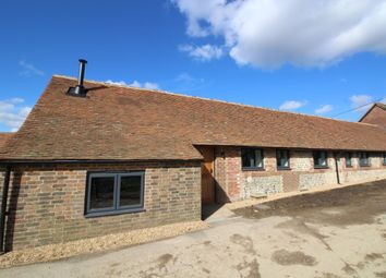 Thumbnail 3 bed barn conversion to rent in Boast Lane, Barcombe