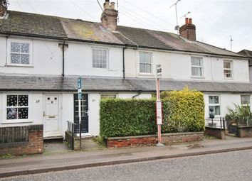 Thumbnail 3 bed terraced house to rent in London Road, Dunton Green, Sevenoaks