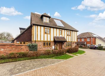 Thumbnail 4 bed semi-detached house for sale in Barker Fields, Southfleet, Gravesend