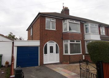 Thumbnail 3 bedroom semi-detached house for sale in Turnbull Drive, Braunstone Town