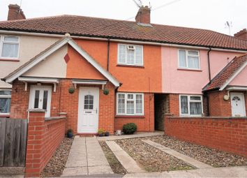 Thumbnail 2 bedroom terraced house for sale in Queensberry Road, Ipswich