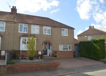 Thumbnail 5 bed semi-detached house for sale in Cadborough Cliff, Rye