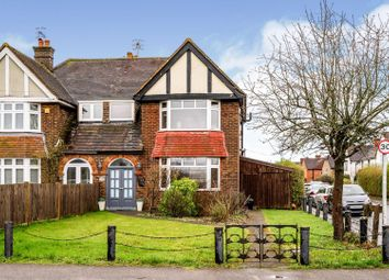 Thumbnail 3 bed semi-detached house for sale in Middle Street, Betchworth