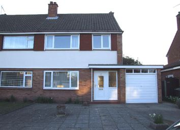 Thumbnail 3 bed semi-detached house to rent in Ashdown Way, Ipswich