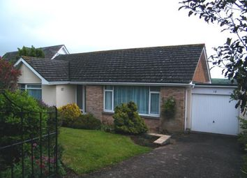 Thumbnail 2 bedroom bungalow for sale in Exmouth, Devon