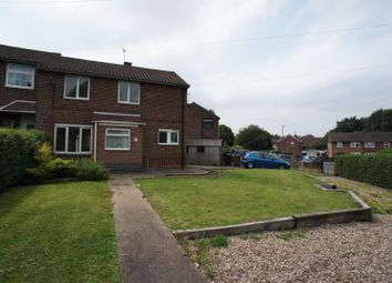 Thumbnail 3 bedroom semi-detached house to rent in Morden Green, Mackworth, Derby