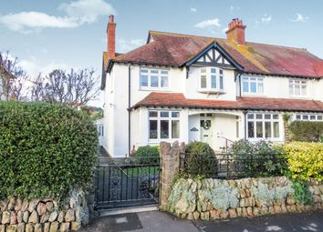 Thumbnail 7 bed semi-detached house for sale in King Edward Road, Minehead