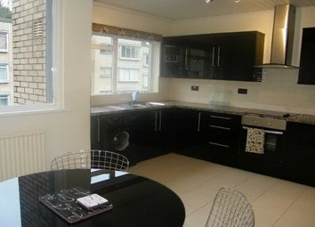 Thumbnail 2 bed flat to rent in Sketty, Swansea
