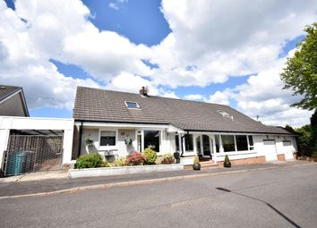 Thumbnail 4 bed detached bungalow for sale in Bonkle Gardens, Wishaw