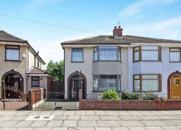 Thumbnail 3 bed semi-detached house for sale in Montgomery Road, Liverpool, Merseyside, England