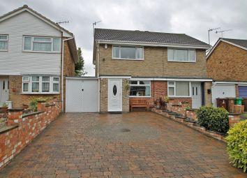 Thumbnail 2 bed semi-detached house for sale in Burndale Walk, Heron Ridge, Nottingham