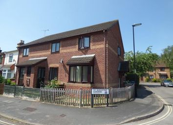 Thumbnail 2 bedroom end terrace house for sale in Priory Road, Southampton