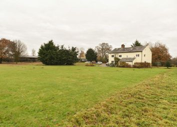 Thumbnail 6 bed detached house for sale in Chapel Lane, Handley, Tattenhall, Chester