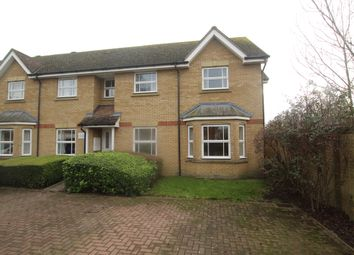 Thumbnail 2 bed flat for sale in Broad Street, Cambourne, Cambridge