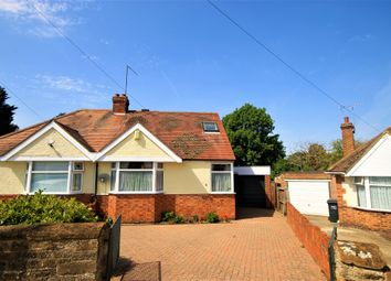 Thumbnail 2 bed semi-detached bungalow for sale in Parkfield Crescent, Northampton