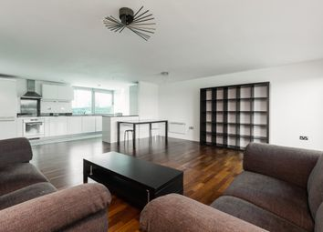 Thumbnail 3 bed flat to rent in Star Wharf, St. Pancras Way